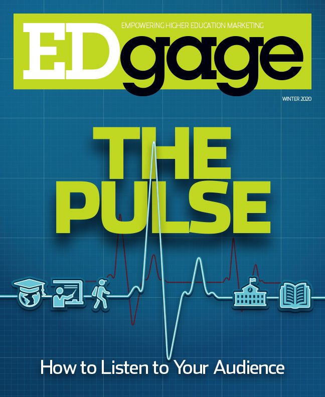 EDgage | Winter 2020 | The Pulse